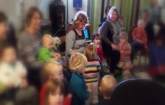 Le public d'enfants